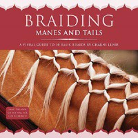 Braiding Manes and Tails: A Visual Guide to 30 Basic Braids [Spiral-Bound]