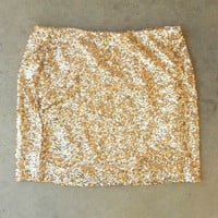 Sparkling Autumn Skirt [3491] - $28.90 : Vintage Inspired Clothing & Affordable Fall Frocks, deloom | Modern. Vintage. Crafted.