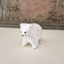 Polar Spirit Bear Totem