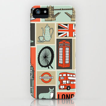 London iPhone Case by Andrea Lauren | Society6
