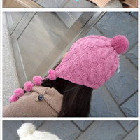 Hot Sale Manual Ball Shaped Design Hat For Girl/Woman China Wholesale - Sammydress.com