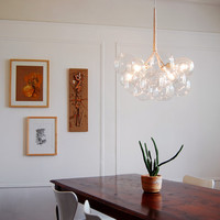 XLarge Bubble Chandelier by PELLE by jeanpelle on Etsy