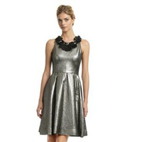 Metallic Mars Dress | Rent The Runway