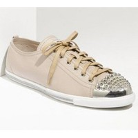Miu Miu &#x27;Glitter 2&#x27; Sneaker