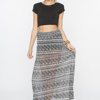 Maxine Tribal Skirt