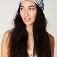 Free People Desert Ombre Headwrap at Free People Clothing Boutique