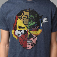 Urban Outfitters - Marvel Faces Tee