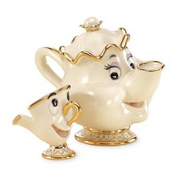 Lenox Disney Showcase Mrs. Potts