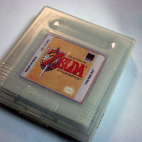 SOAP Gameboy cartridge parody with case vanilla by Digitalsoaps