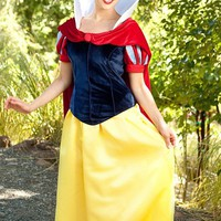 Custom Snow White D Adult Costume by Bbeauty79 on Etsy