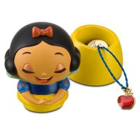 Kidada for Disney Store Wish-a-Little Snow White Figure with Charm Necklace | Snow White and the Seven Dwarfs | Disney Store