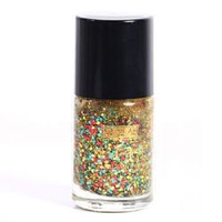 Korea Fashion Colourful Paillette Slice Lady Cosmetic Nail Polish