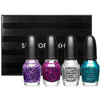 Sephora: Jewelry Top Coat Set : nail-sets-nails-makeup