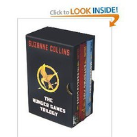Amazon.com: The Hunger Games Trilogy Boxed Set (9780545265355): Suzanne Collins: Books