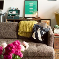 loft ideas / my loft / rue magazine / shot by bonnie tsang