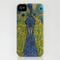 Mr. Pavo Real iPhone Case | Print Shop