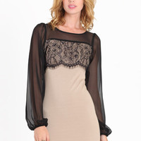 Georgiana Lace Dress - $39.00 : ThreadSence.com, Your Spot For Indie Clothing  Indie Urban Culture