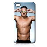 Amazon.com: Ryan Lochte Hard Case Skin for Iphone 5 At&t Sprint Verizon Retail Packaging: Everything Else