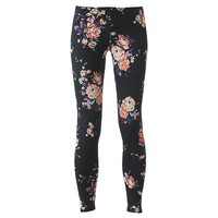 SO Floral Leggings