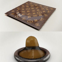Fancy Schmancy Louis Vuitton Condoms | Incredible Things