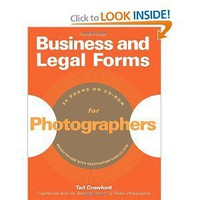 Business and Legal Forms for Photographers (Fourth Edition) (Business & Legal Forms for Photographers) [Paperback]