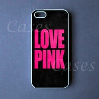 Iphone 5 Case - Love Pink Iphone 5 .. on Luulla