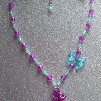 Sparkling Rarity Necklace