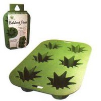 ROCKWORLDEAST - Stonerware, Baking Tray, Pot Leaf