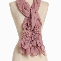 Ruffle Scarf
