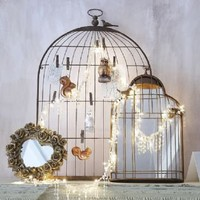 SPECIAL OFFER Birdcage noticeboard cardholder