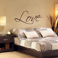 Love Vinyl Wall Decal 22033 on Luulla