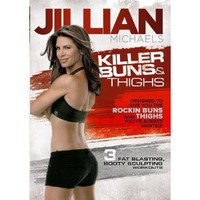 Amazon.com: Jillian Michaels Killer Buns & Thighs: Jillian Michaels, Andrea Ambandos: Movies & TV