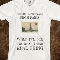 The Band Perry - Postcard from Paris - Country Music Shirts