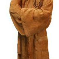 Amazon.com: Star Wars Jedi Costume Bath Robe: Clothing