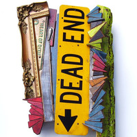 Dead End by daletalley1 on Etsy