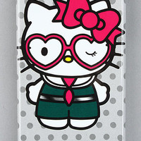 The Hello Kitty Heart Glasses Hard Case for iPhone 4 : Loungefly : Karmaloop.com - Global Concrete Culture