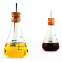 Conical Flask Oil and Vinegar Set - buy at Firebox.com