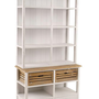 Bordeaux Whitewash Chest/Shelf - Sweetpea & Willow London