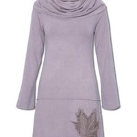 Mod Maple Leaf Tunic: Soul-Flower Online Store