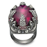 Jewelry  - Rings - Purple Red Ring
