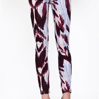 Shona Joy Clothing- Natural Wonder Printed Pant- $180