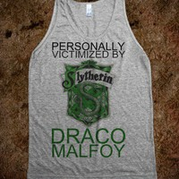 Personally Victimized by Draco Malfoy