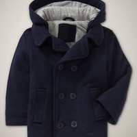 Quilted peacoat | Gap