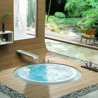 Overflow Bathtubs from Ksch   CONTEMPORIST