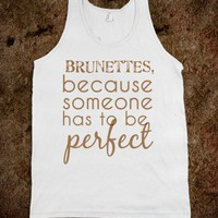 Brunettes Tank - C's Boutique
