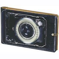 Vintage Camera Photo Album - The Afternoon