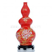 Chinese Gourd Vase [UF-PV058] - $47.00 : Buy Unique Craft Gifts From Best Online Shop, Ufingo