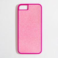 Factory glitter phone case for iPhone 5
