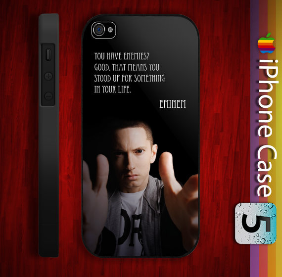 Eminem IPhone 4/4S And IPhone 5 Custom From Samsonsusanto ...