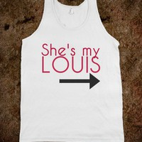 She's my Louis - Kayla's Graphic Tees